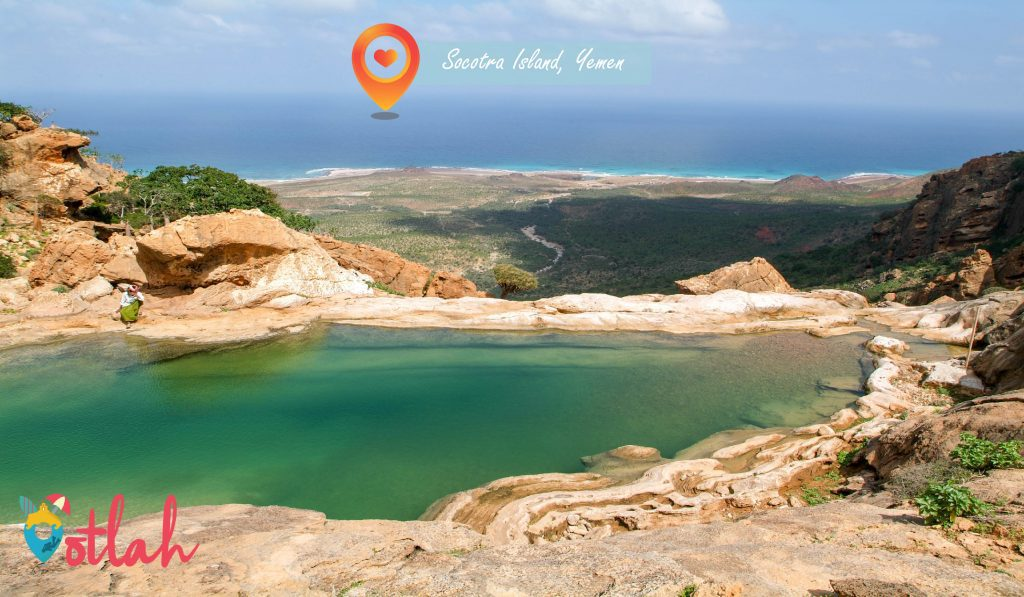 The Most Unusual Places in the World - Socotra Island