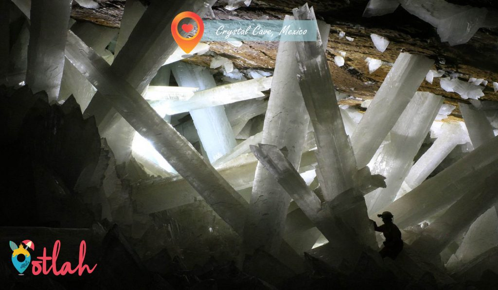 The Most Unusual Places in the World - Cave of the Crystals