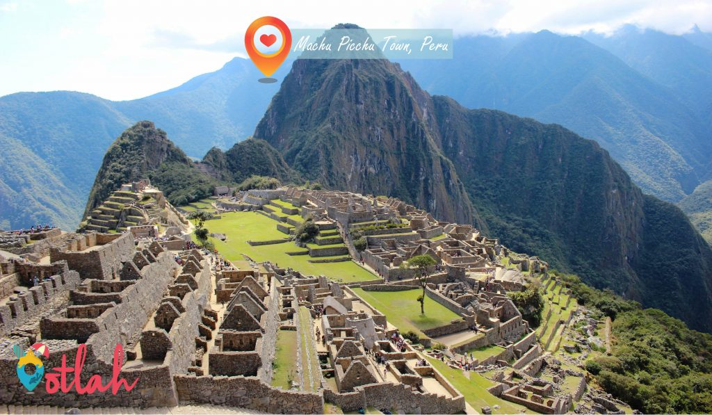 The Most Unusual Places in the World -  Picchu town