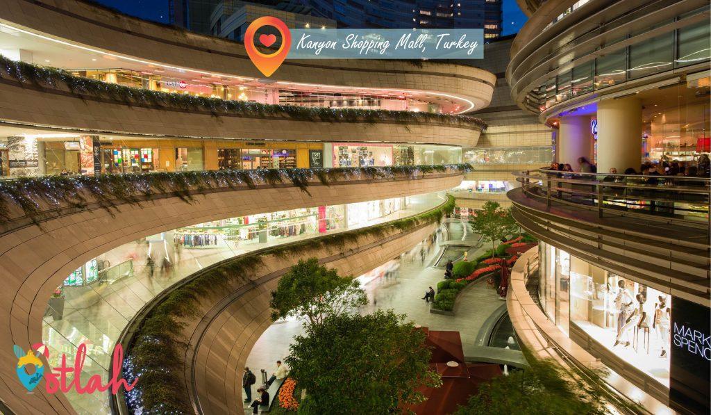 Kanyon Shopping Mall