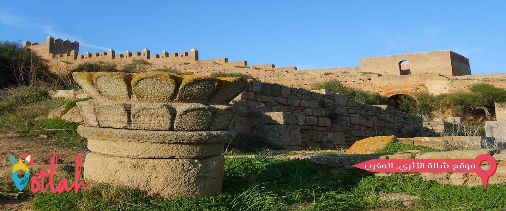 موقع شالة الأثري