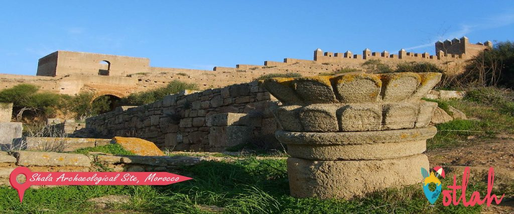Shala archaeological site