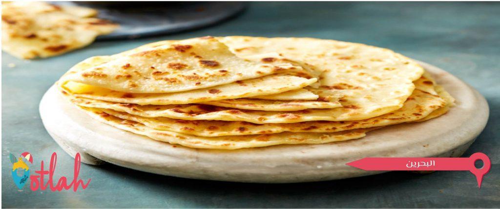 الخبز البحريني