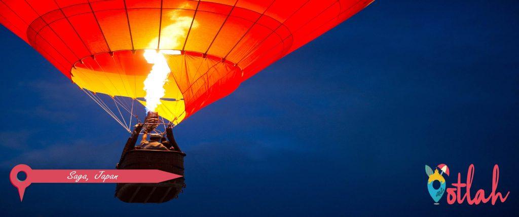 What is a hot air balloon?
