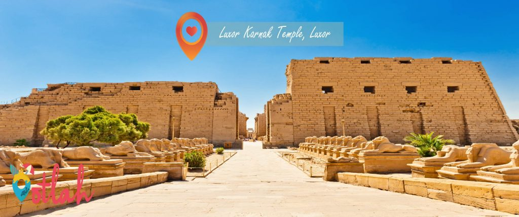 Things to do in Luxor -  Karnak Temple