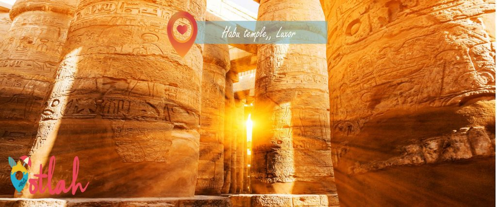Things to do in Luxor -  temple in Luxor
