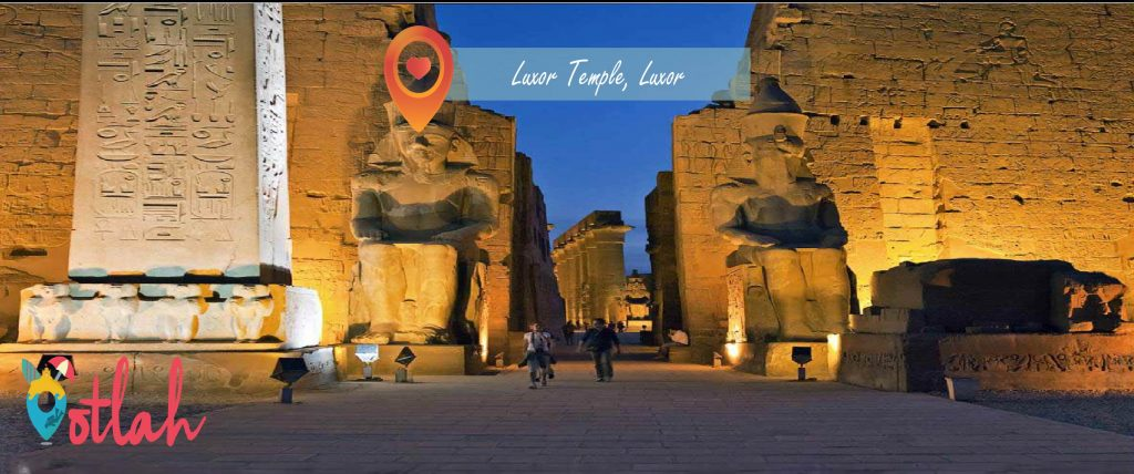 Things to do in Luxor -  Temple