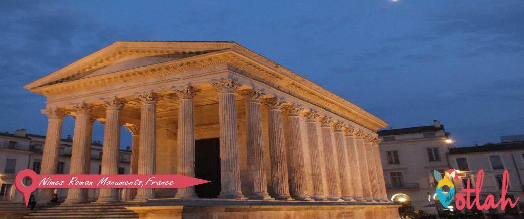 Nimes Roman Monuments