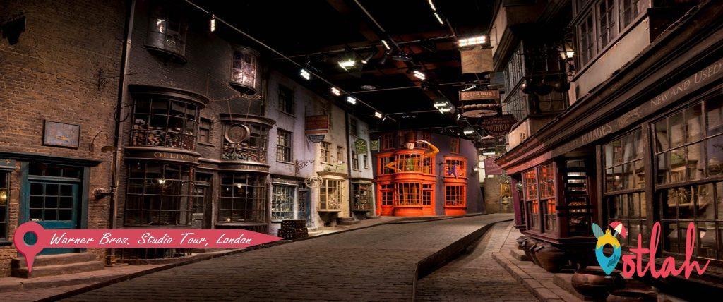 Warner Bros. Studio Tour