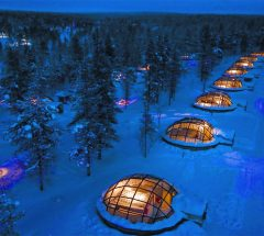 Glass Igloo