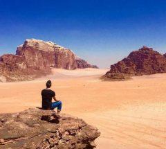 مغامرة فريدة بوادي الرام في الأردن