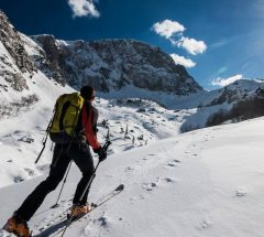 Montenegro Skiing – a winter charm