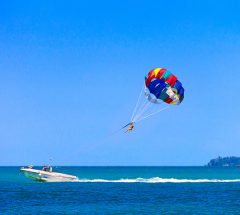 Water Activities in Bali