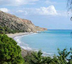 شاطئ قبرص