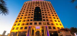 رحلة البحرين - فندق ميركوري جراند