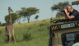 فارو سفاري: رحلة سفاري في تنزانيا