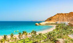 شاطئ عمان
