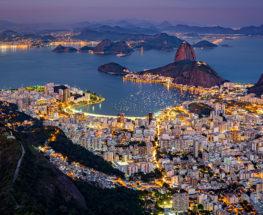 عجائب البرازيل - باراتي وريو دي جانيرو
