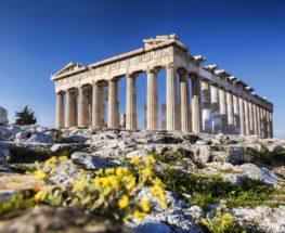 اليونان: التجول ومغامرة الطهي الذيذ