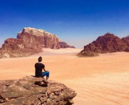 A Luxury adventure in Wadi Rum in Jordan