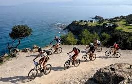 Cyprus: Bike riding between the Golden beaches and Amazing Mountains