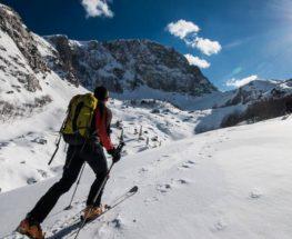 سحر التزلج في الشتاء في الجبل الأسود (مونتينيجرو)