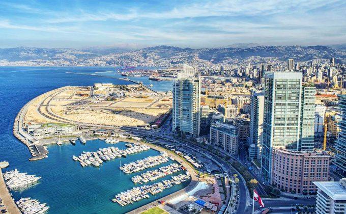 صخرة بيروت