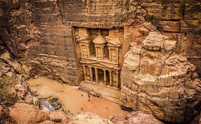 الأردن التقليدية