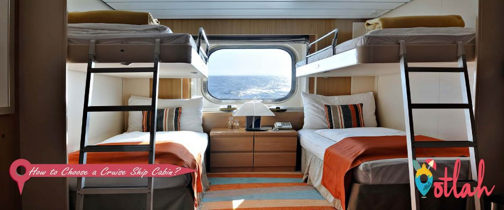Best Cruise Trips in the World - How to Choose a Cruise Ship Cabin?