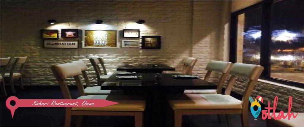 Sahari Restaurant