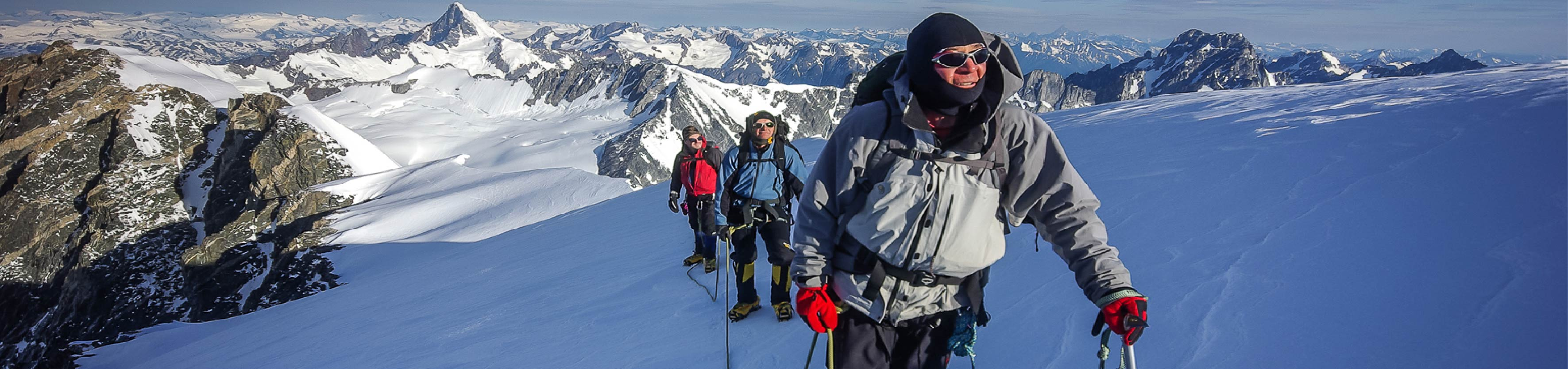 Mountaineering: Best Mountains to climb around the world