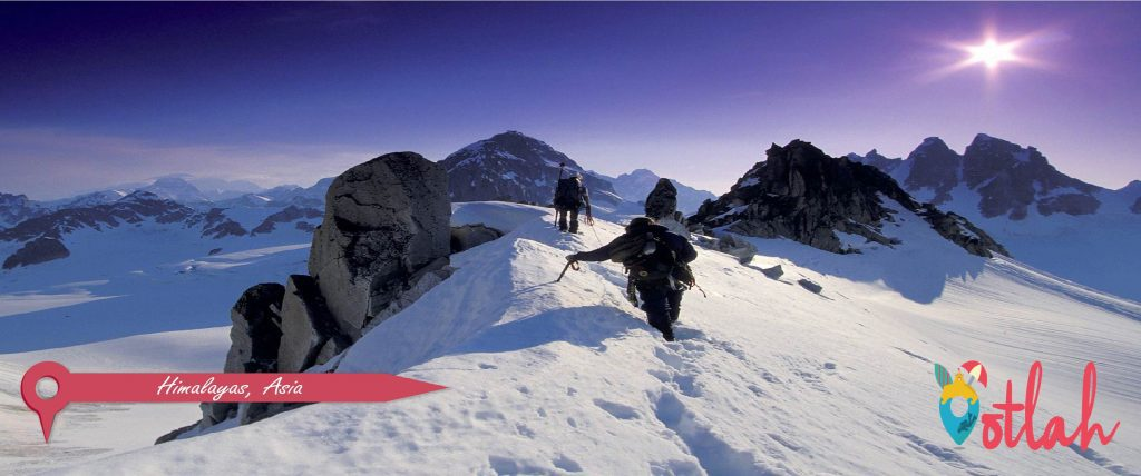Best Mountains to climb - Asia