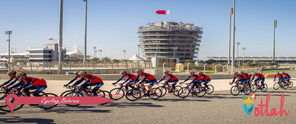 Cycling in Bahrain