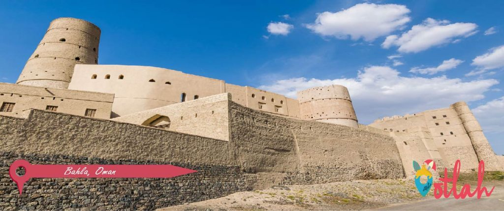 Tourist places in Oman - Bahla