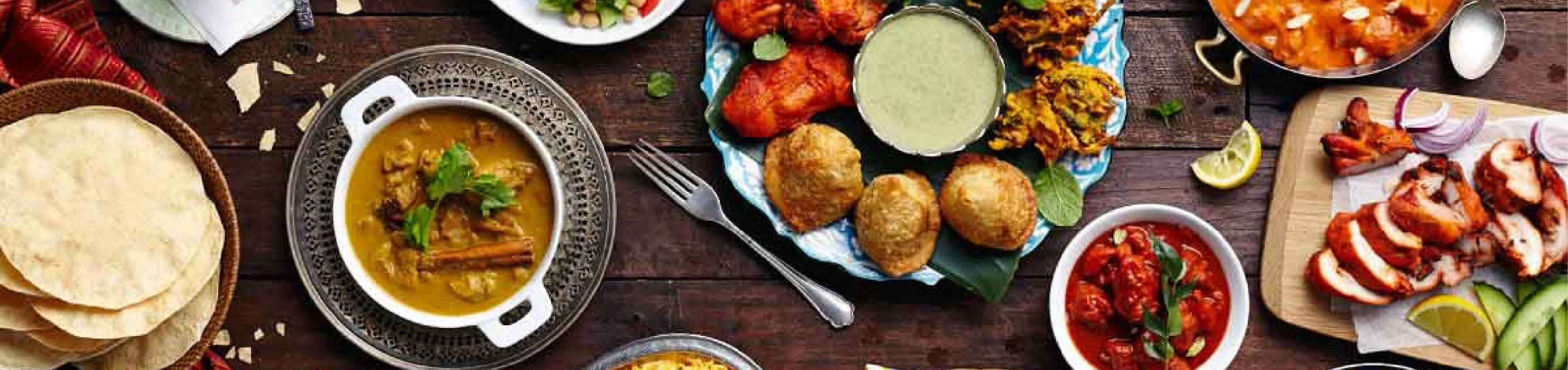 اكلات هندية: جولة في أرض التوابل