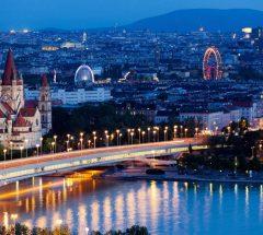 رحلة لإكتشاف مدن أوروبا المختلفة