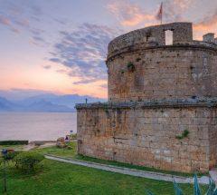 Antalya castle