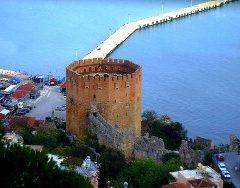 قلعة انطاليا