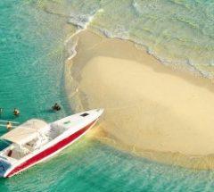 Jarada island, Bahrain
