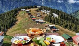 Rize in Turkey