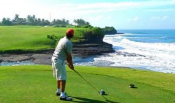 Bali golf courses with stunning views
