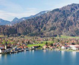 Tegernsee Lake