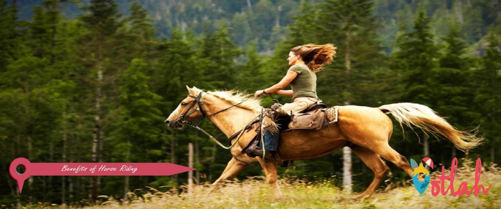 Benefits of Horse Riding