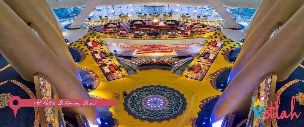 Al Falak Ballroom at Burj Al Arab