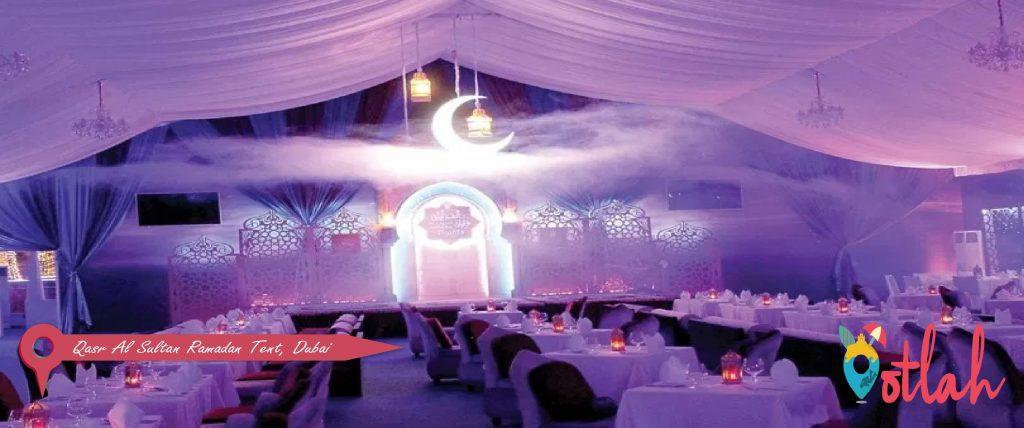 Qasr Al Sultan Ramadan Tent