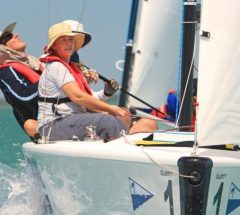 Learn and Start Sailing Race