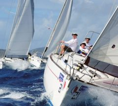 Sailing race in Bahrain