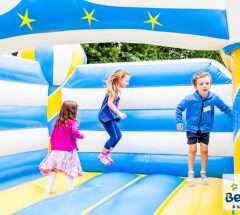 Multi-activity day camps for 3-4 years old