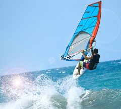 Discover the Amazing Sport of Windsurfing