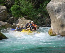 نهر سيتينا و مغامرات الابحار